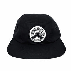 "5 Panel - ""Hawai'i Jazz"" Black"