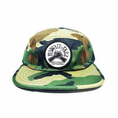 "5 Panel - ""Hawai'i Jazz"" Camo"