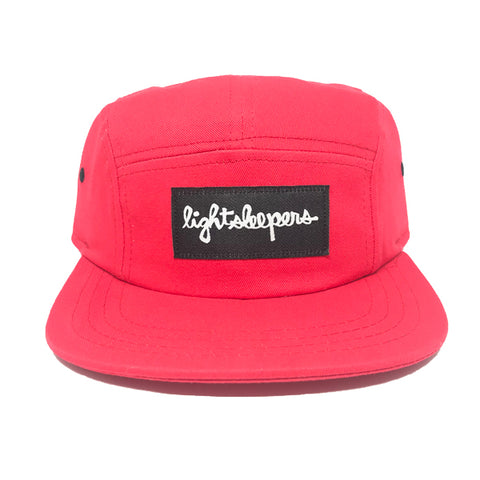 "5 Panel - ""Red Out"""
