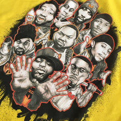 Wu-Posse Shirt (yellow)