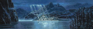 """Arendelle"" by Rodel Gonzalez inspired by Frozen"