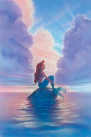 """Ariel"" by John Alvin inspired by The Little Mermaid"
