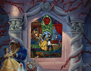 """Enchanted Love"" by Jared Franco inspired by Beauty and the Beast"