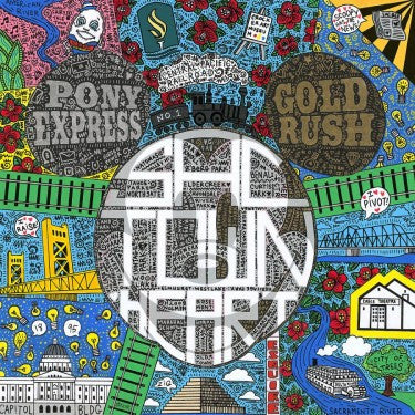 """Sactown Heart"" Mickey by Tennessee Loveless"