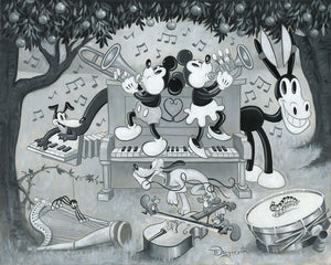 """The Delivery Boys"" by Tim Rogerson with Mickey and Friends"