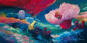 """Come Out and Play"" (Deluxe) by James Coleman inspired by Finding Nemo"