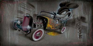 """Rat Rod #80 Deluxe Edition"" Mickey Mouse by Noah"