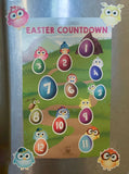 Owlegories Easter Countdown Calendar