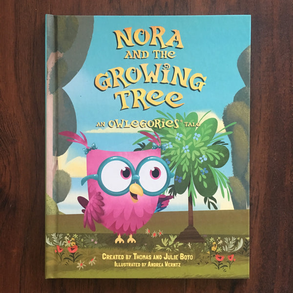 Nora and the Growing Tree (Book)