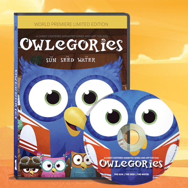 Owlegories DVD