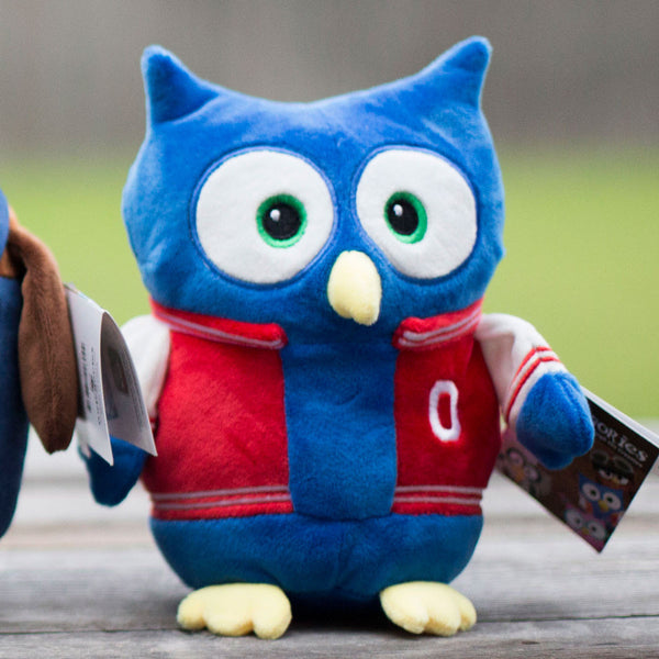 Owlegories Plush Toys