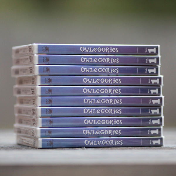 Owlegories Vol. 1 DVD - Bulk Pricing