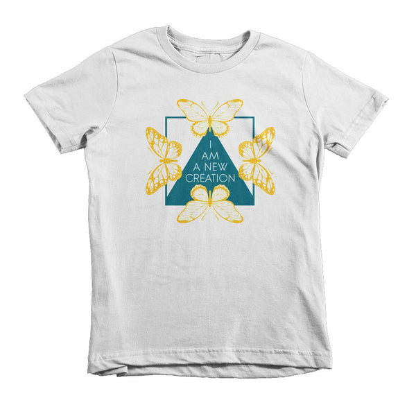New Creation - Short sleeve kids t-shirt [MORE COLORS AVAILABLE]