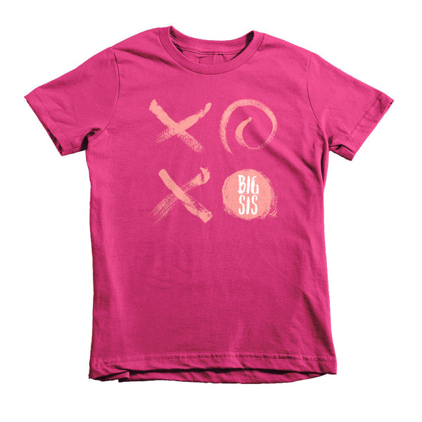 Big Sis - Short sleeve kids t-shirt [MORE COLORS AVAILABLE]
