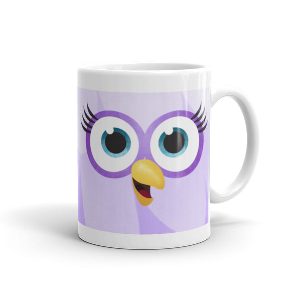 Violet Mug [TWO SIDED]