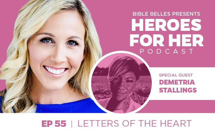 Demetria Stallings: Letters of the Heart