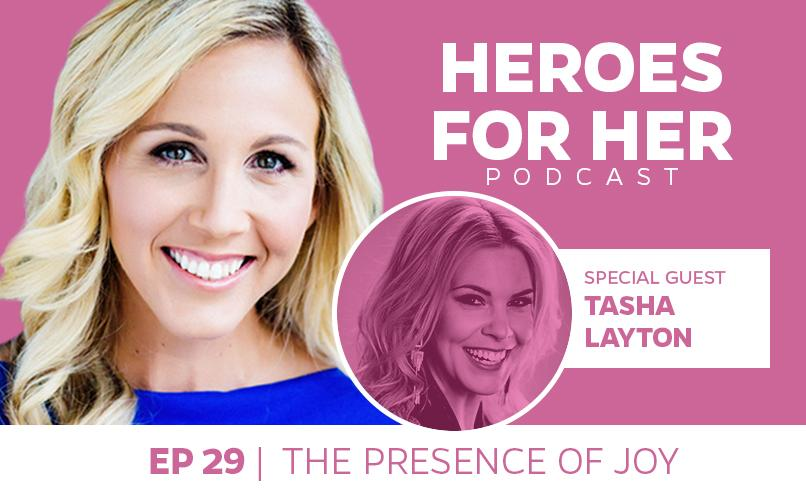Tasha Layton: The Presence of Joy