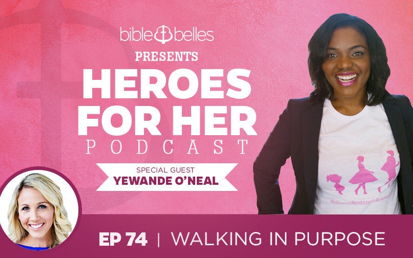 Yewande O'Neal: Walking In Purpose