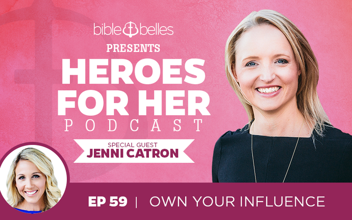 Jenni Catron: Own Your Influence