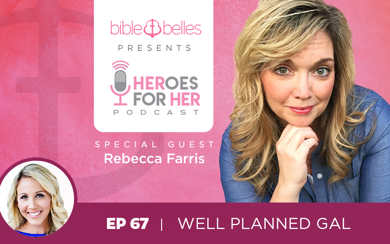 Rebecca Farris: Well Planned