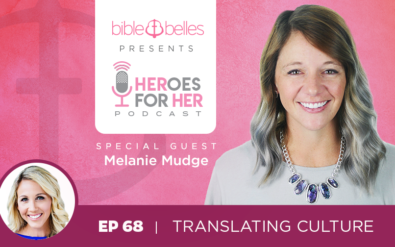 Melanie Mudge: Translating Culture