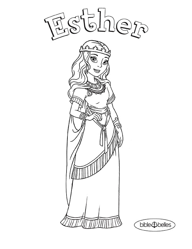 Kids Coloring Pages | Coloring Books | Coloring Pages - BibleBelles