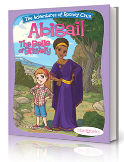 Abigail: The Belle of Bravery - Bravery Book