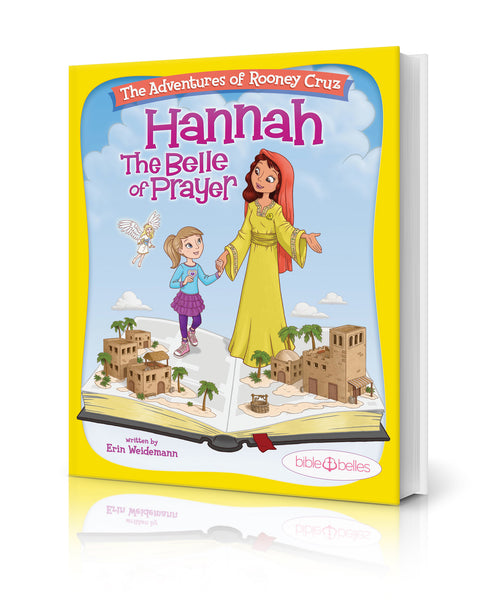 Hannah: The Belle of Prayer - Book and Devotional