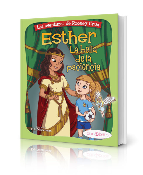 Esther: La bella de la paciencia (Pre-order Coming Spring 2017)
