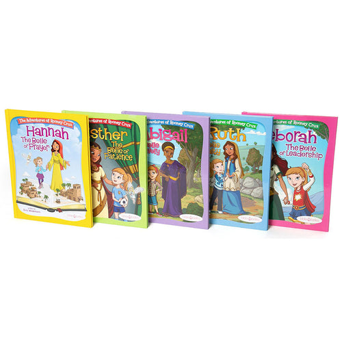 5 Book Gift Bundle Wholesale