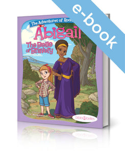 eBook  |  Abigail: The Belle Of Bravery