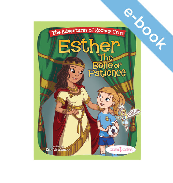 eBook PDF | Esther: The Belle of Patience