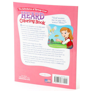 HEARD Kids Coloring Book - Shipping to Australia