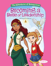 Load image into Gallery viewer, Becoming A Belle Of Leadership Kids Devotional Download