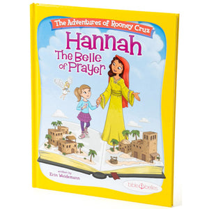 Hannah: The Belle of Prayer - Shipping to Canada