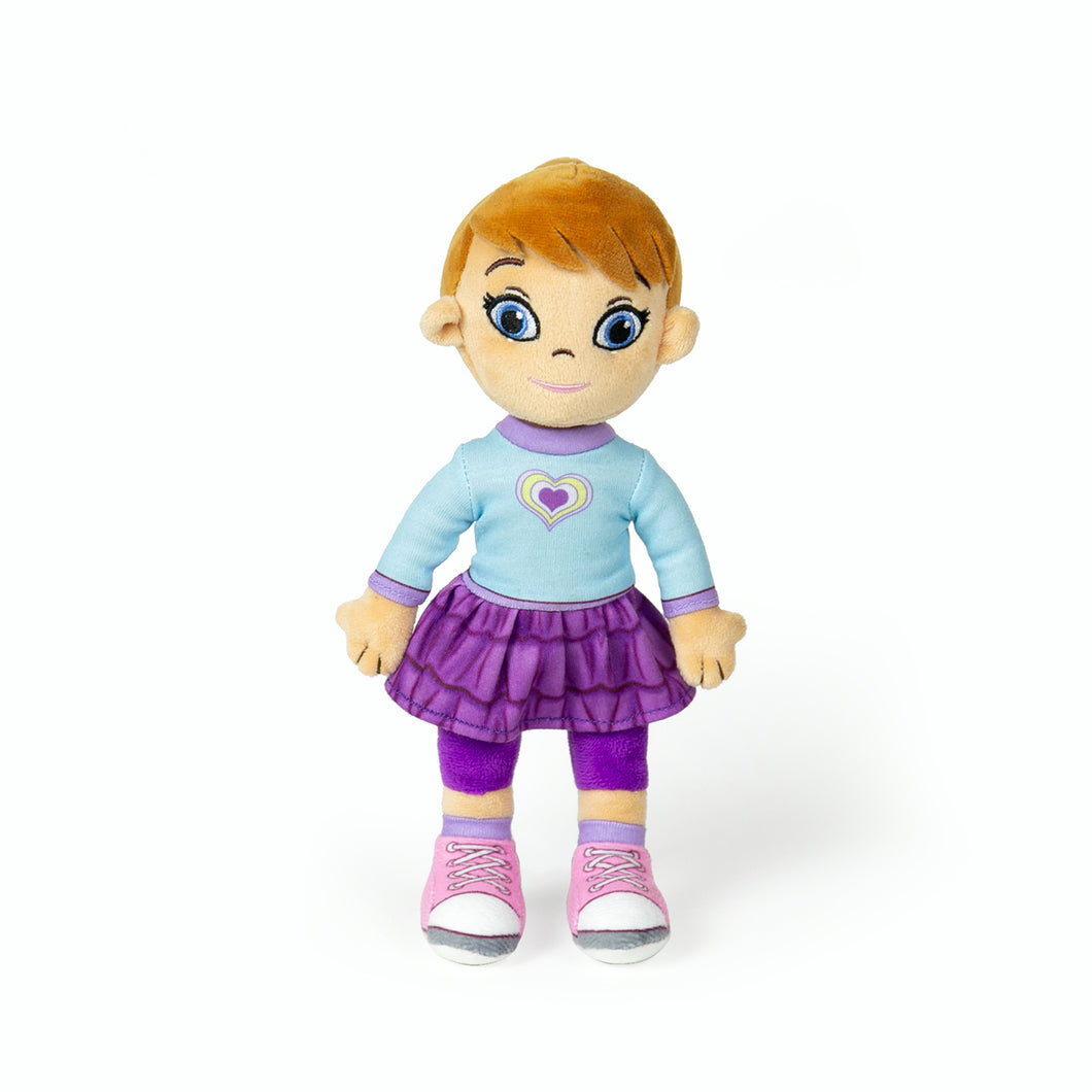 HEARD Rooney Plush Doll