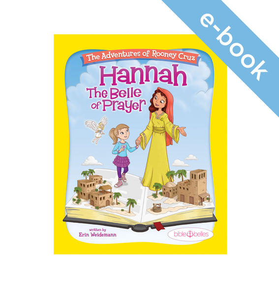 eBook  ePUB | Hannah: The Belle of Prayer