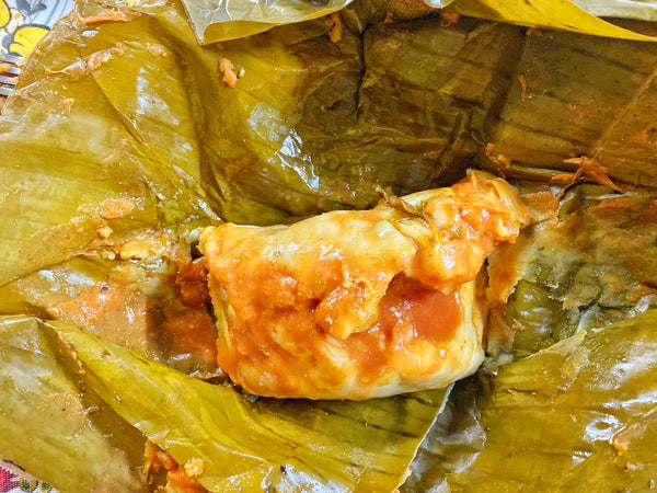 A Different Kind of Tamal: Tamales De Masa Colado