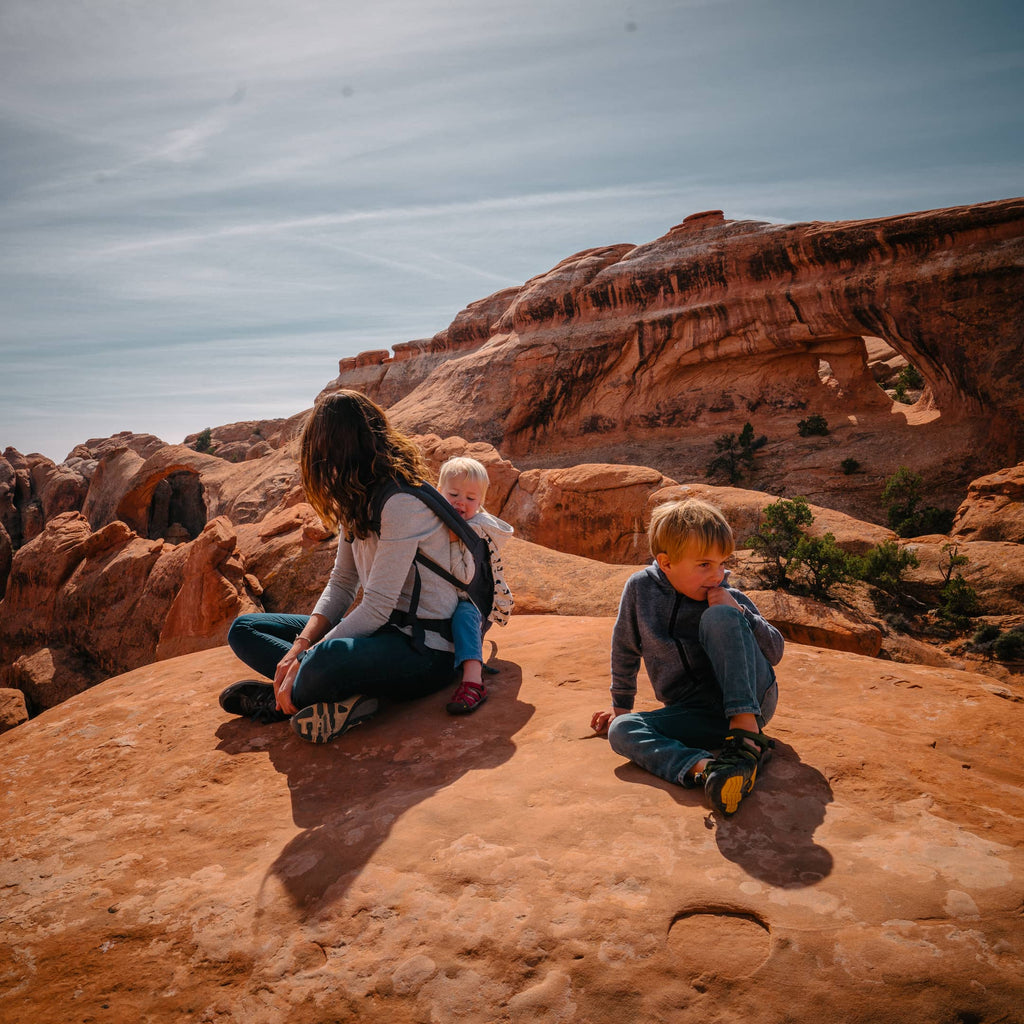 The american field trip at arches