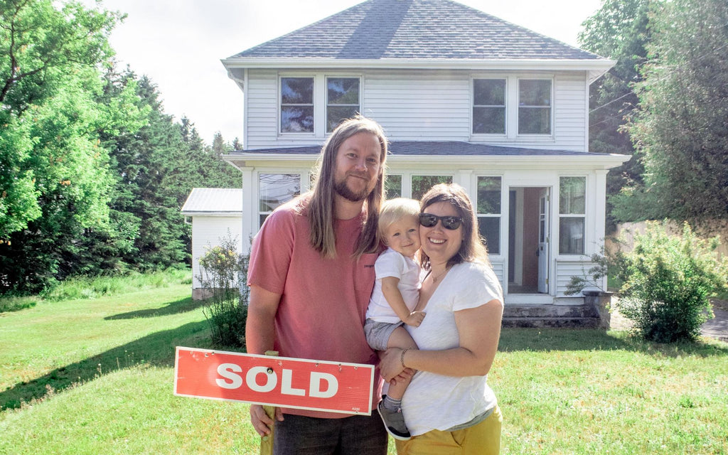 Vanessa and Adam sold their house