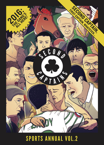 The Second Captains Sports Annual, Vol 2