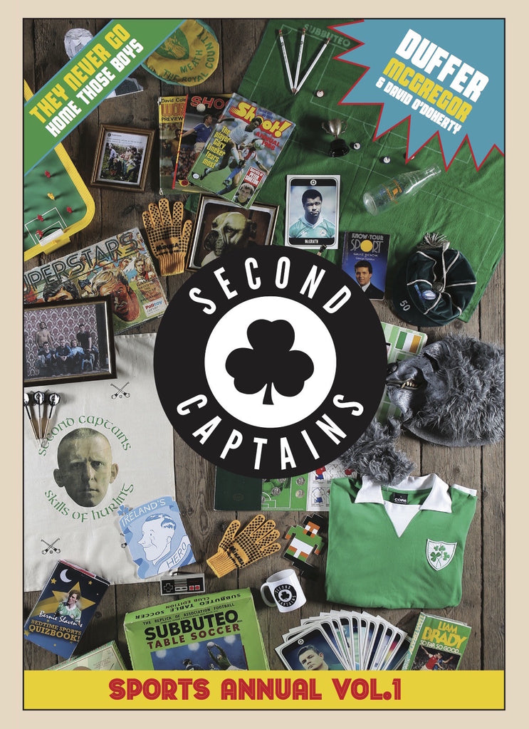 The Second Captains Sports Annual, Vol 1