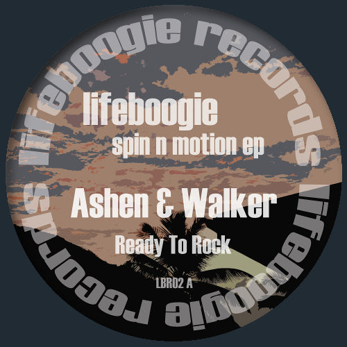 Ashen & Walker - Spin n Motion EP