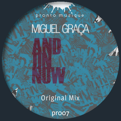 Miguel Graça - And On Now EP