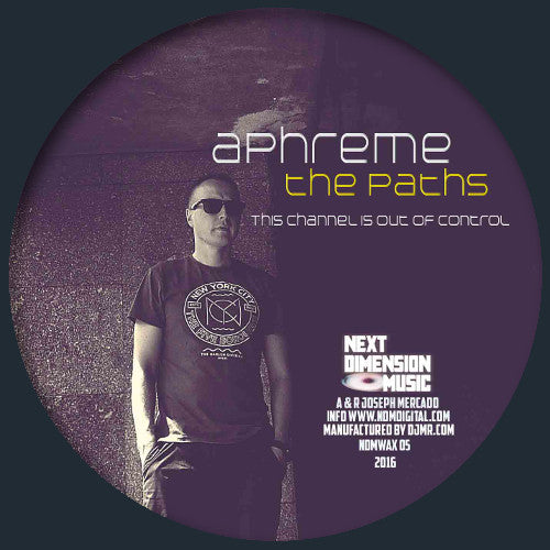 Aphreme - The Paths