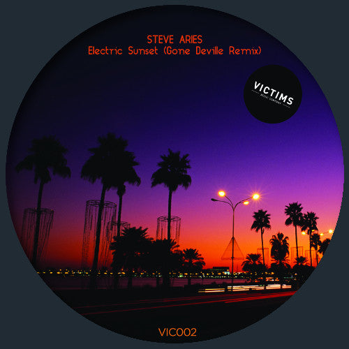 Steve Aries - Electric Sunset