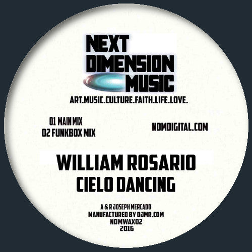 William Rosario - Cielo Dancing