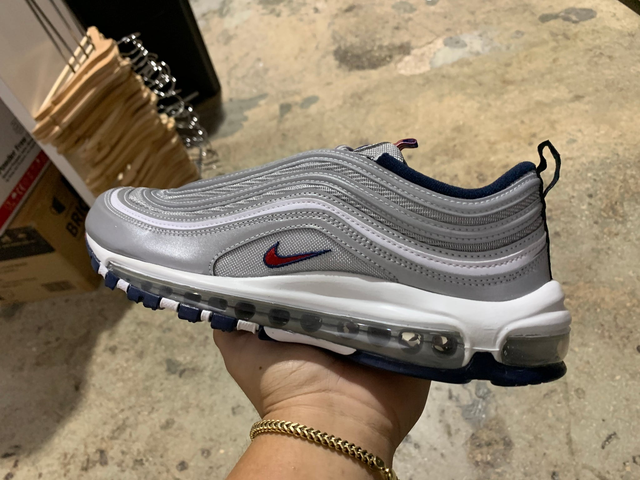 Nike Air Max 97 OG SP / PRD - Puerto Rico – Daily