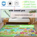 Baby Musical Play Mat for Baby Toddlers Kids, Learning Development, Waterproof Extra Large
