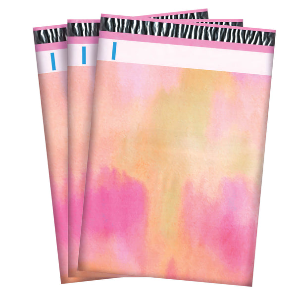 100/200/1000 CT 10 x 13 Unicorn Pink Premium Designer Printed Poly Mailer Shipping Envelopes Waterproof Self Seal Adhesive Package Mail Bag